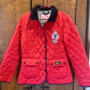 Paul's Boutique London Quilted Jacket